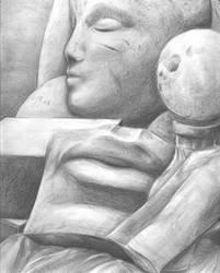 Study of Gray by Tsyris