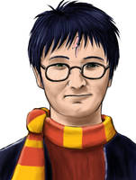 Harry Potter - Charlie by Tsyris