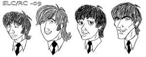 Them Beatles again...