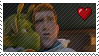 Planet 51 stamp with ChucknLem by StupidLittleCreature