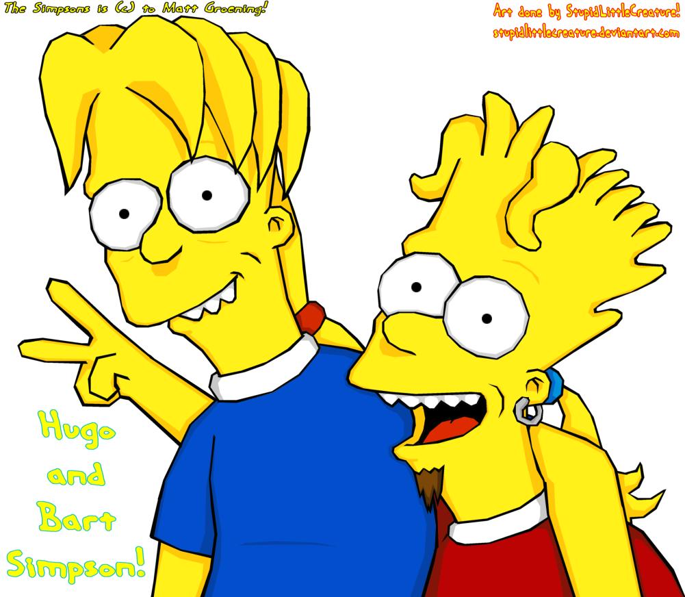 Bart N Hugo Complete By Stupidlittlecreature On Deviantart