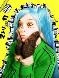 Hatsune Miku Cosplay by Nao-Dignity
