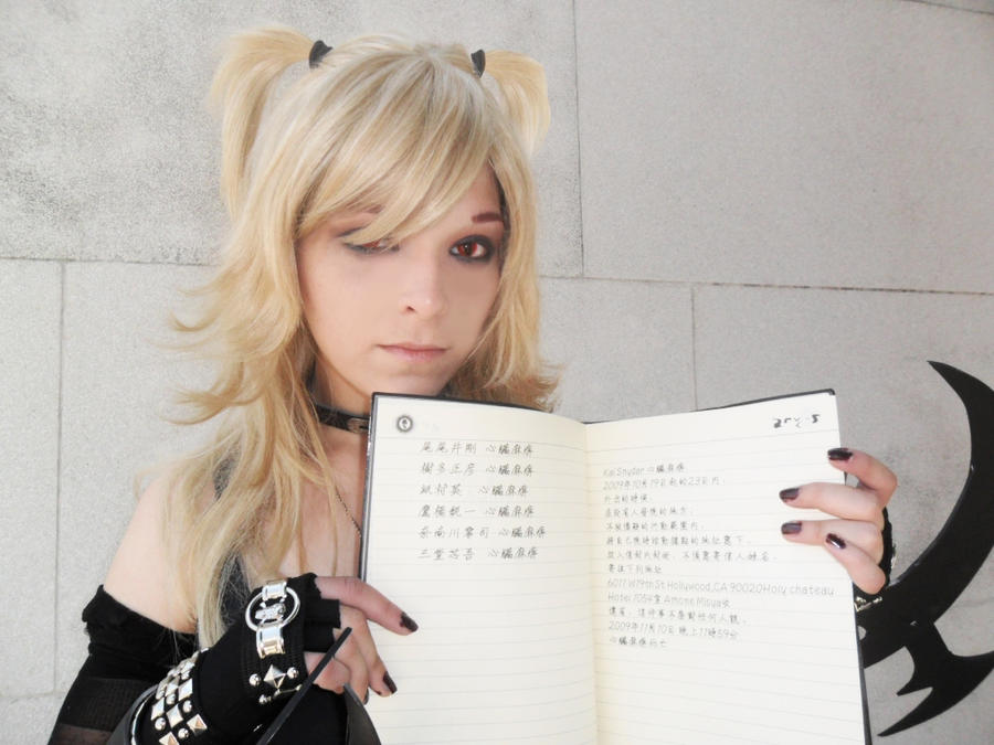 Amane Misa Cosplay by Nao-Dignity