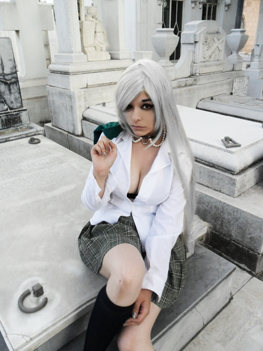 Moka Akashiya Cosplay by Nao-Dignity