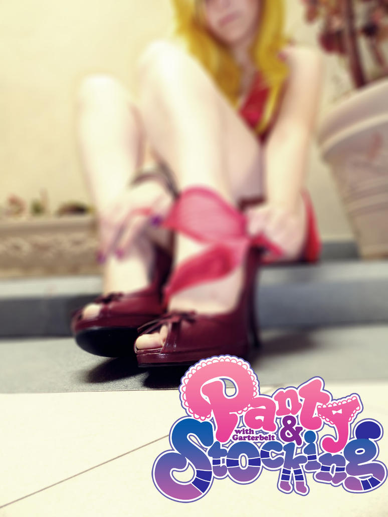 Panty Anarchy Cosplay by Nao-Dignity