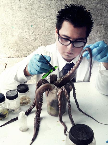 Maniac Biologist by Nao-Dignity