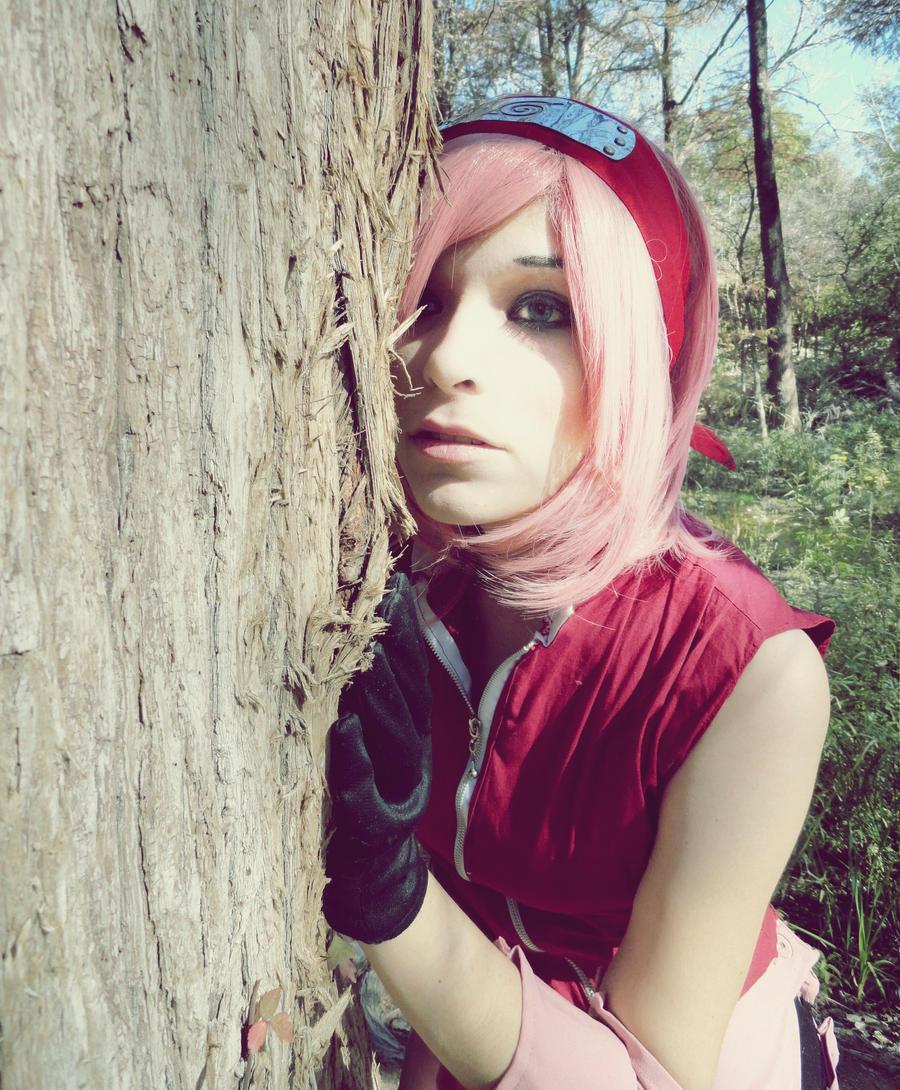 Sakura Haruno - Cosplay by Nao-Dignity