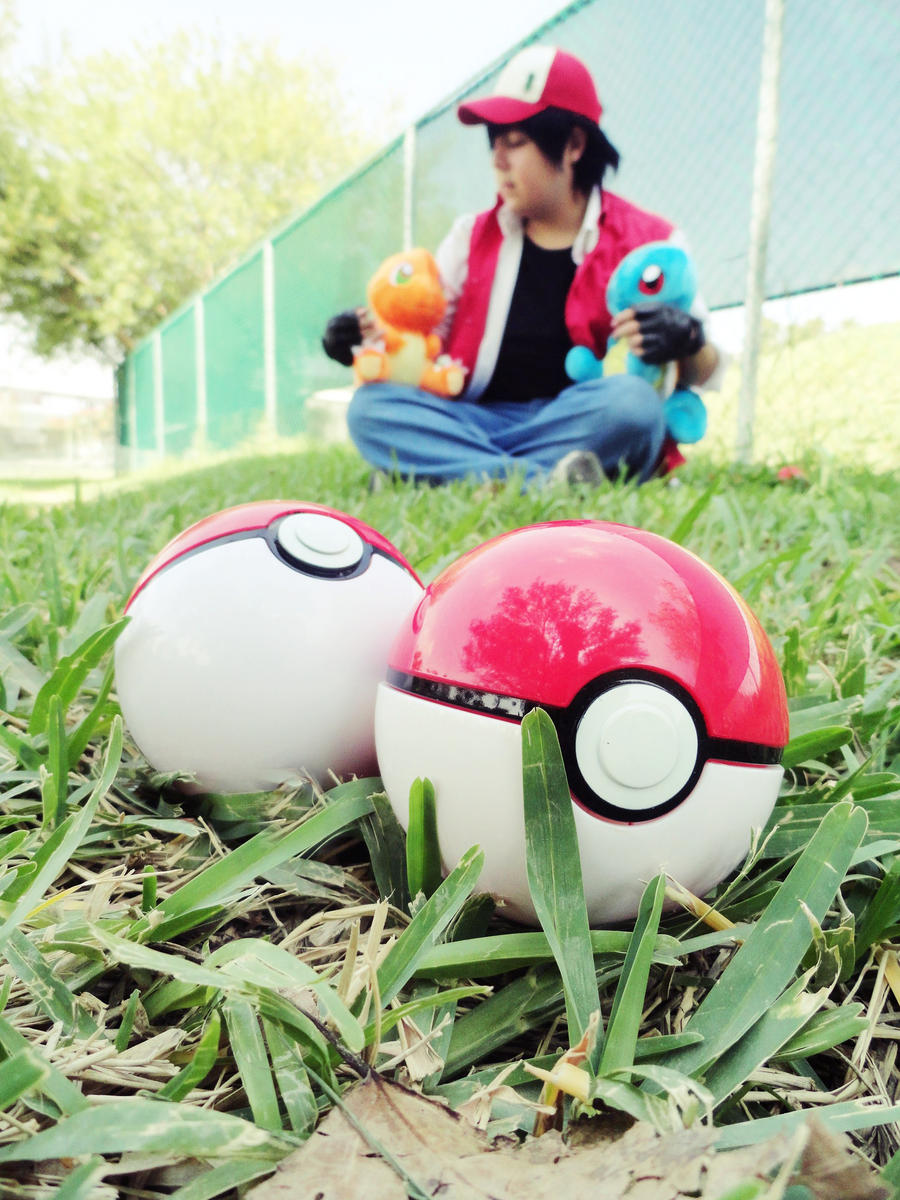 pokemon trainer red cosplay by naodignity on deviantart