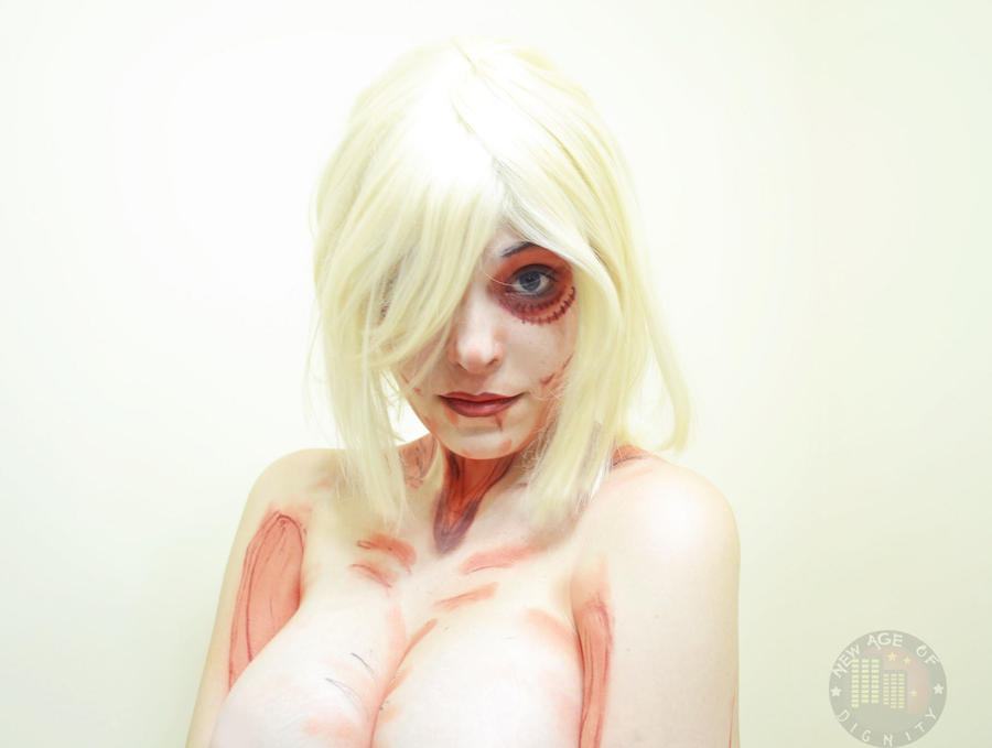 Female Titan by Nao-Dignity
