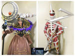 Rita Repulsa And Lord Zedd Cosplay by Nao-Dignity