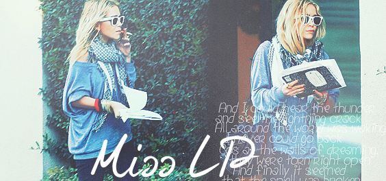 Miss LP by 6oola