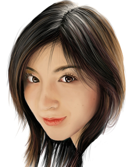 Ryoko Hirosue indonesia