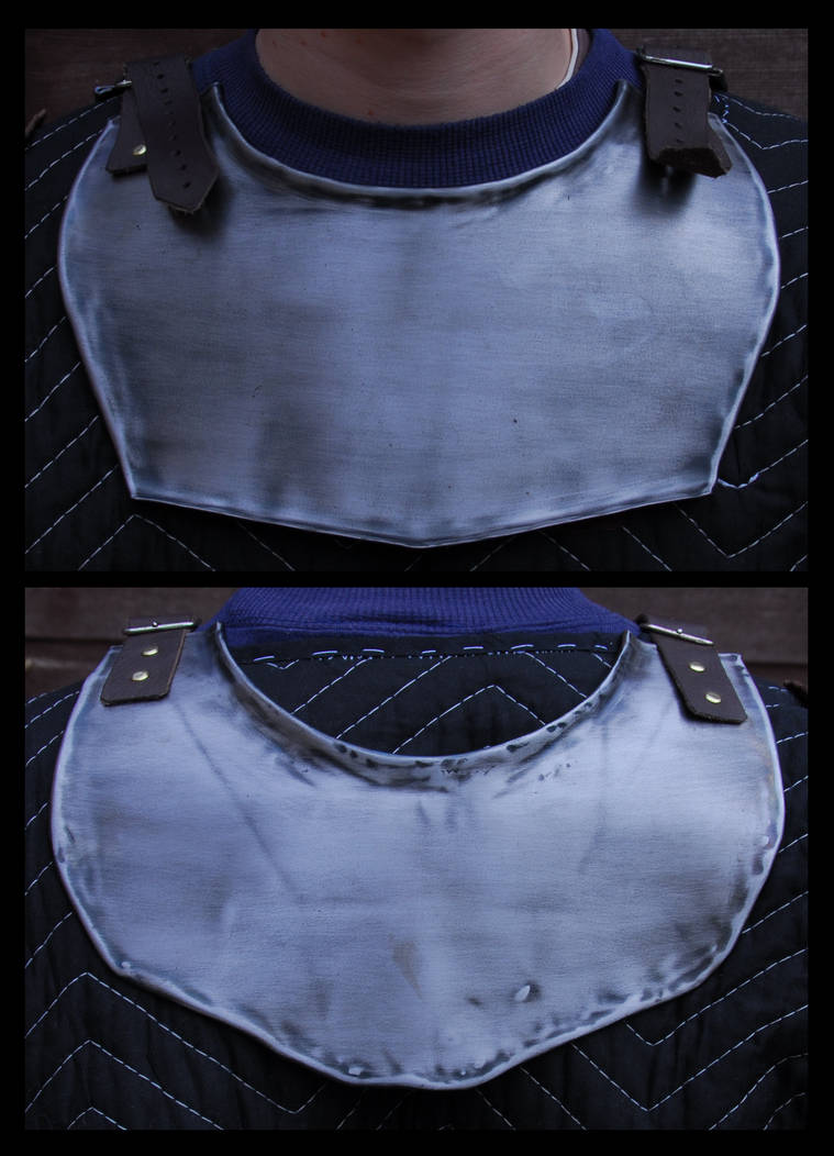 Gorget 2 by FijettCraft