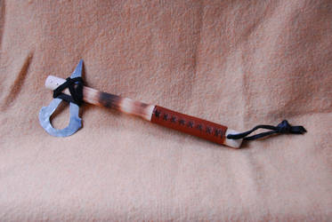 Assassin's Creed 3 Style Tomahawk by FijettCraft