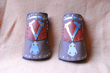 Assassin's Creed Vambraces by FijettCraft