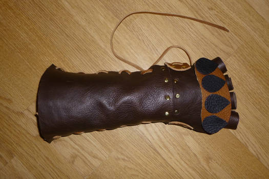 Assassin's Creed Syndicate Inspired Gauntlet (WIP)