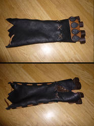 Assassin's Creed Syndicate Gauntlet MARK 2 (WIP) by FijettCraft