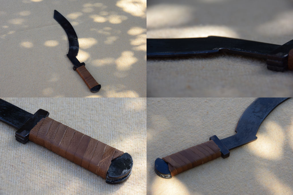 Khopesh by FijettCraft