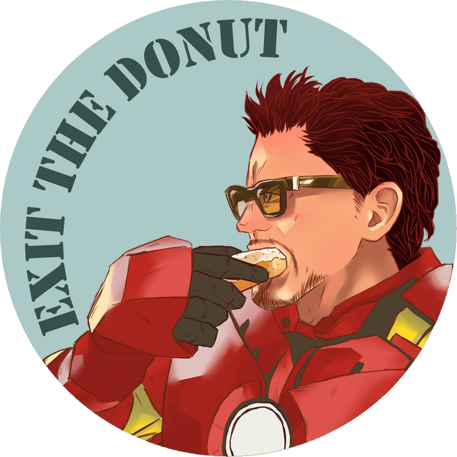 Please Exit The Donut by PsychoBoss