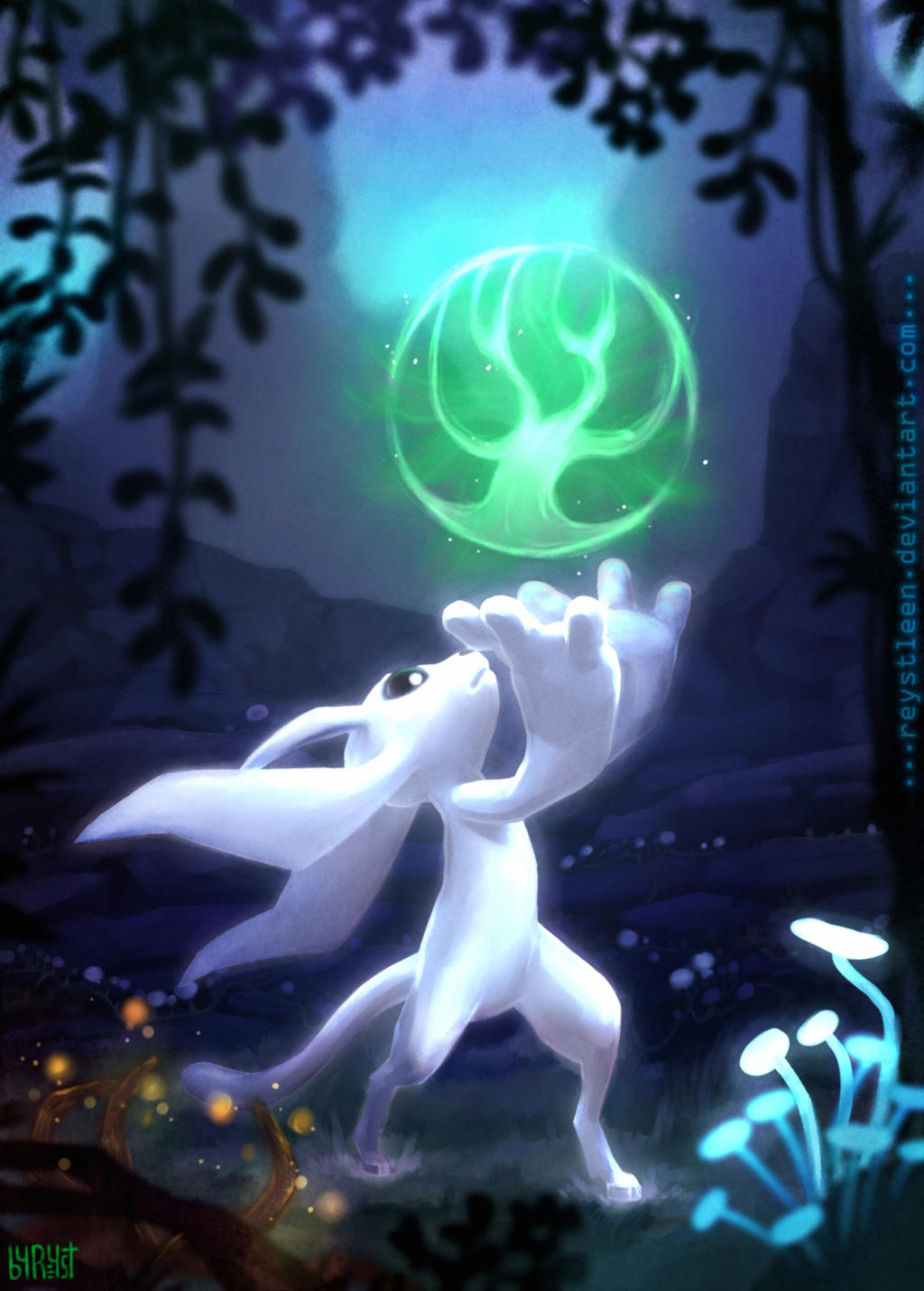 Ori By Reystleen On Deviantart