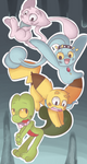 Pokemon Mystery Dungeon Team