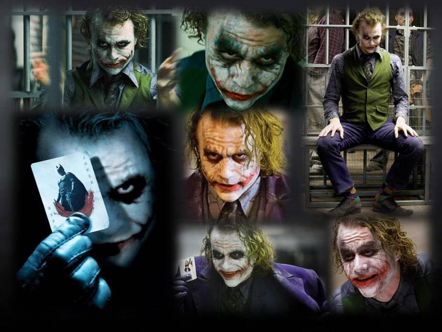 the joker wallpapers. The Joker Wallpaper by