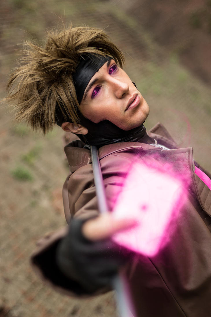 Gambit X-Men by Baku-Project
