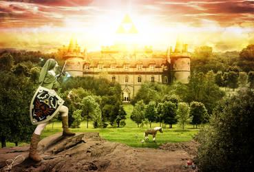 Legend of Zelda by Baku-Project