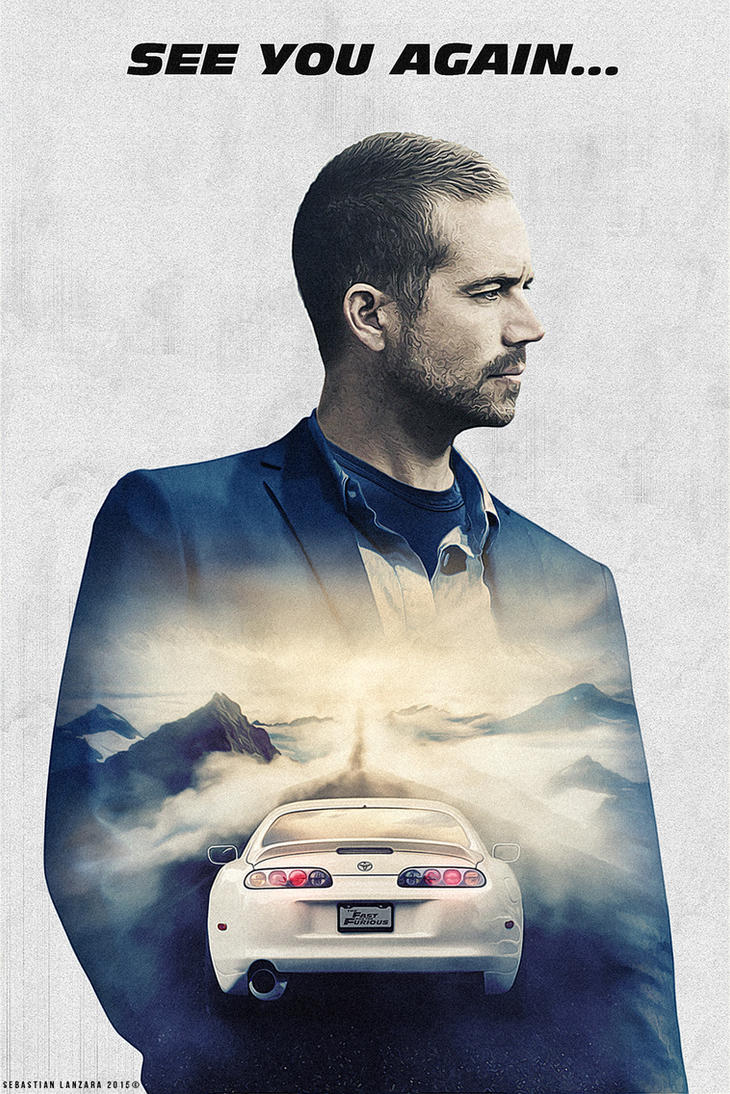 Paul Walker Tribute By Baku Project