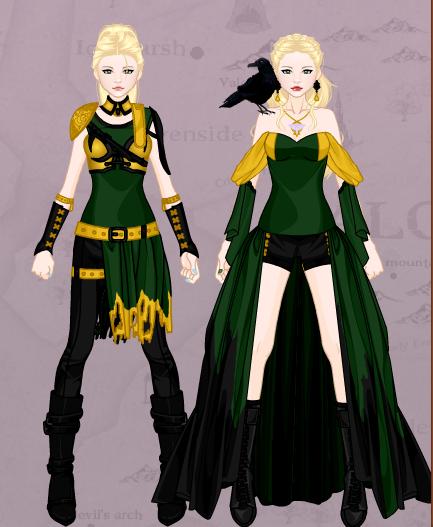 Jenny - Asgard by DaughterOfTheTARDIS