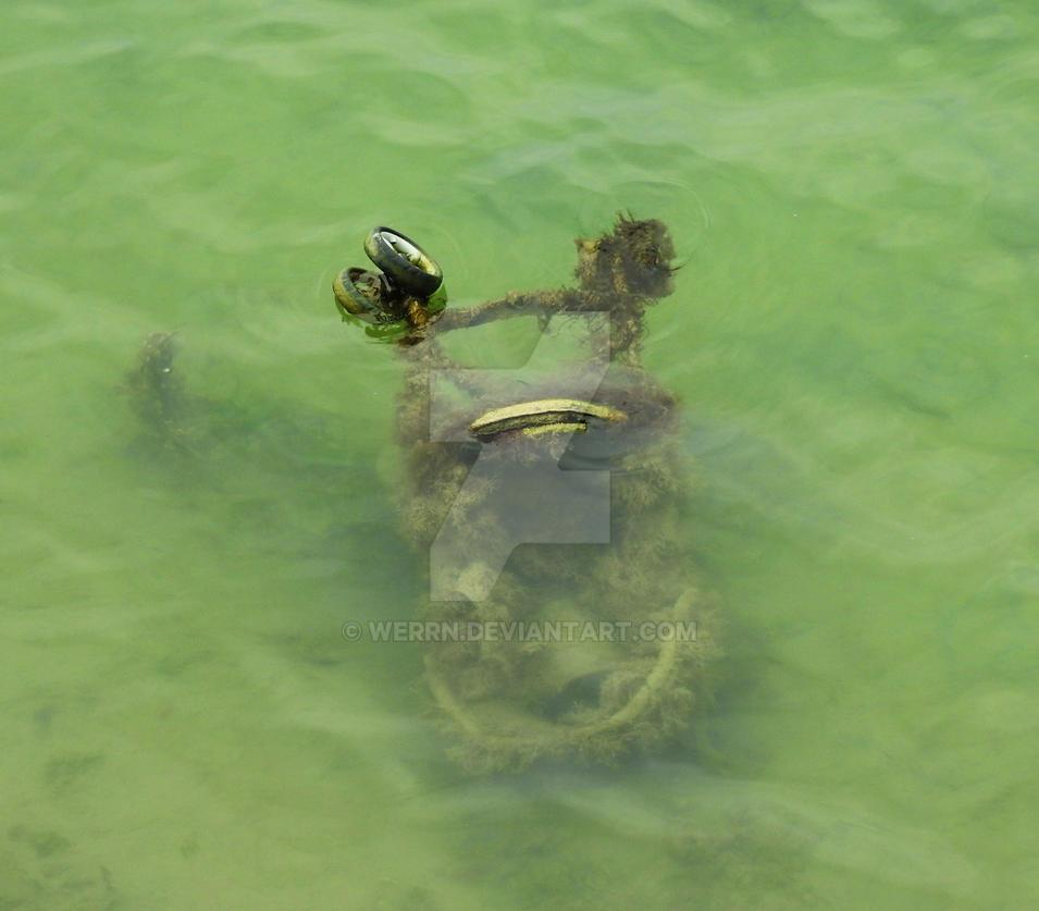 the sinken stroller by Werrn