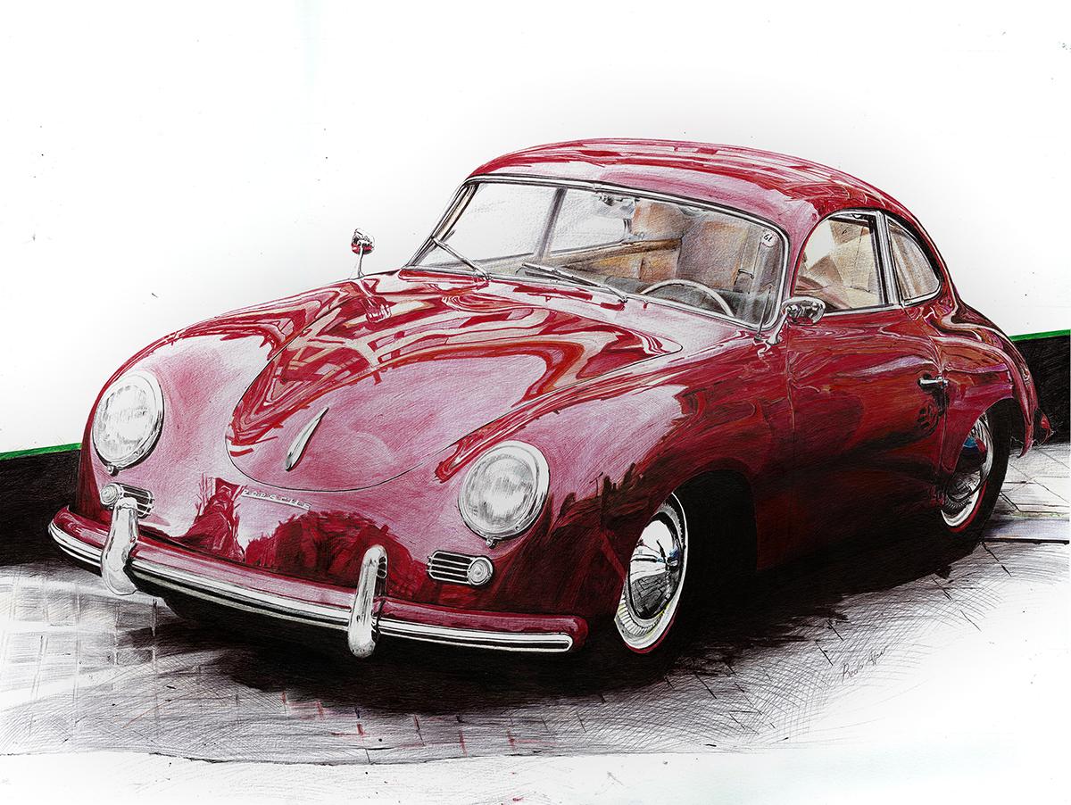 Porsche by rembrandxz-TR
