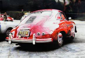 Porsche Arka by rembrandxz-TR