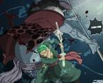 One Piece 618 zorro's deadly strike