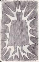 Sketchbook: The Batman by wicked-nice