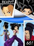 Legends Collide: Training Day part 1