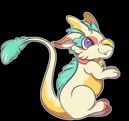 Ranebopets - Drajinn Mascot