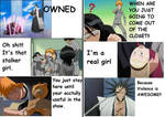 Funny Bleach comments 3