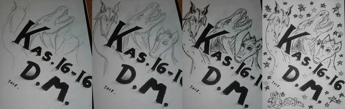 Sketch sketchbook by Kasandra16-16