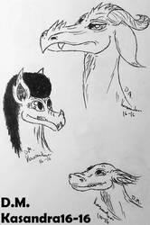 Dragon herd