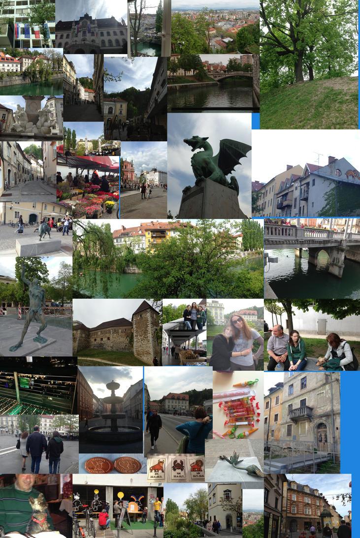 four days at ljubljana by orange-kitsunee