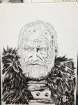 Mormont - Game of Thrones sketch C2E2 2013