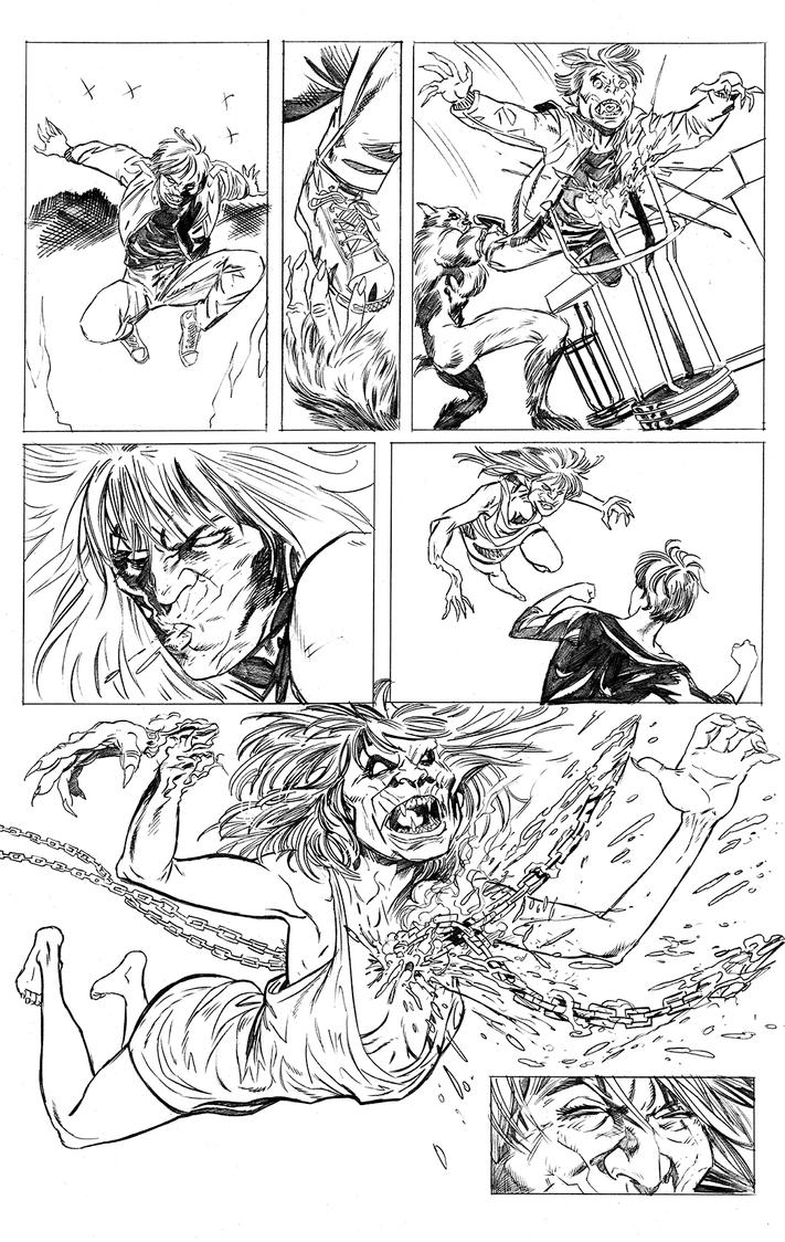 Chastity 05 19 pencils by Dave-Acosta