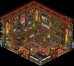 Mansion - Study room