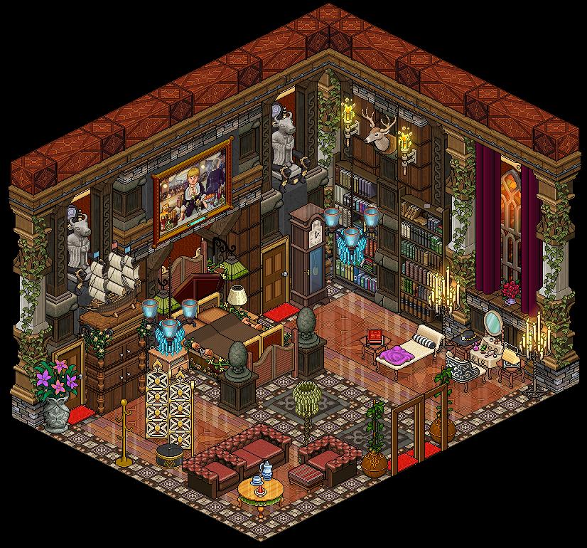 Mansion Bedroom By Cutiezor On Deviantart