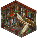 Mansion - Staircase