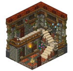 Mansion - Hall room 2