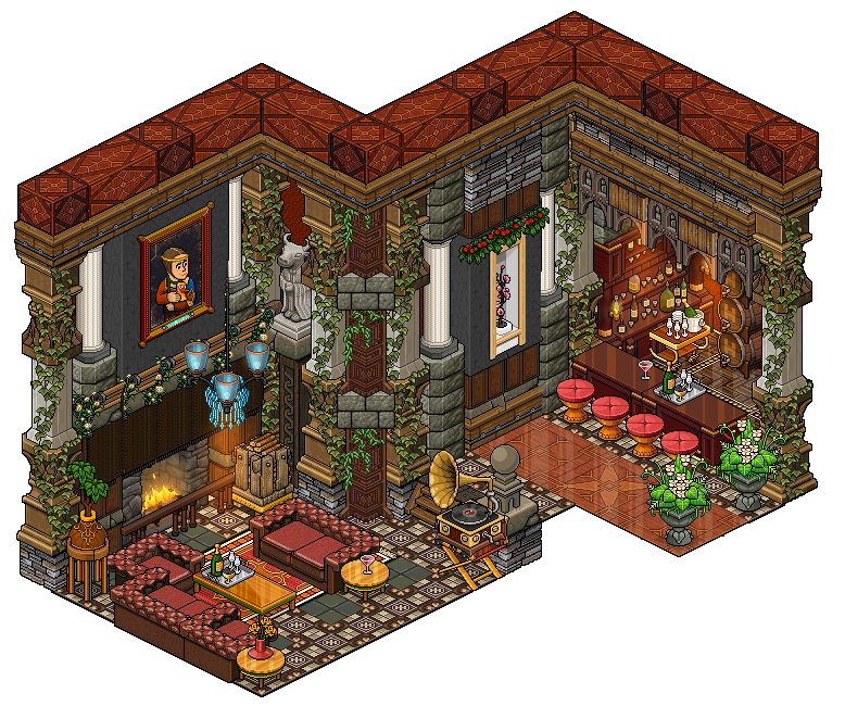 Pixel Art further Ax And Hammer in addition Isometricmaps furthermore Fakemon Designs Masking Dramsama in addition House Of Turquoise Wallpaper. on pixel art house designs