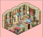Mansion - Bedroom Rosalina