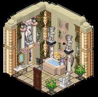 Mansion - Rosalina bathroom by Cutiezor